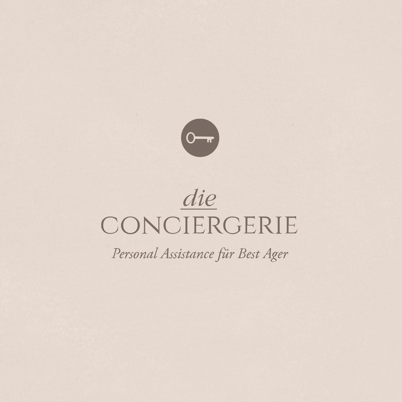 Die Conciergerie Personal Assistance für Best Ager l Branding