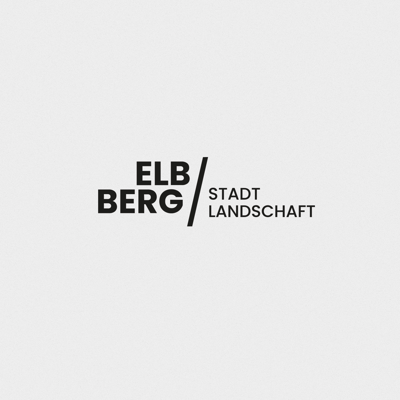 Elbberg Stadtlandschaft / Logo/CI Development