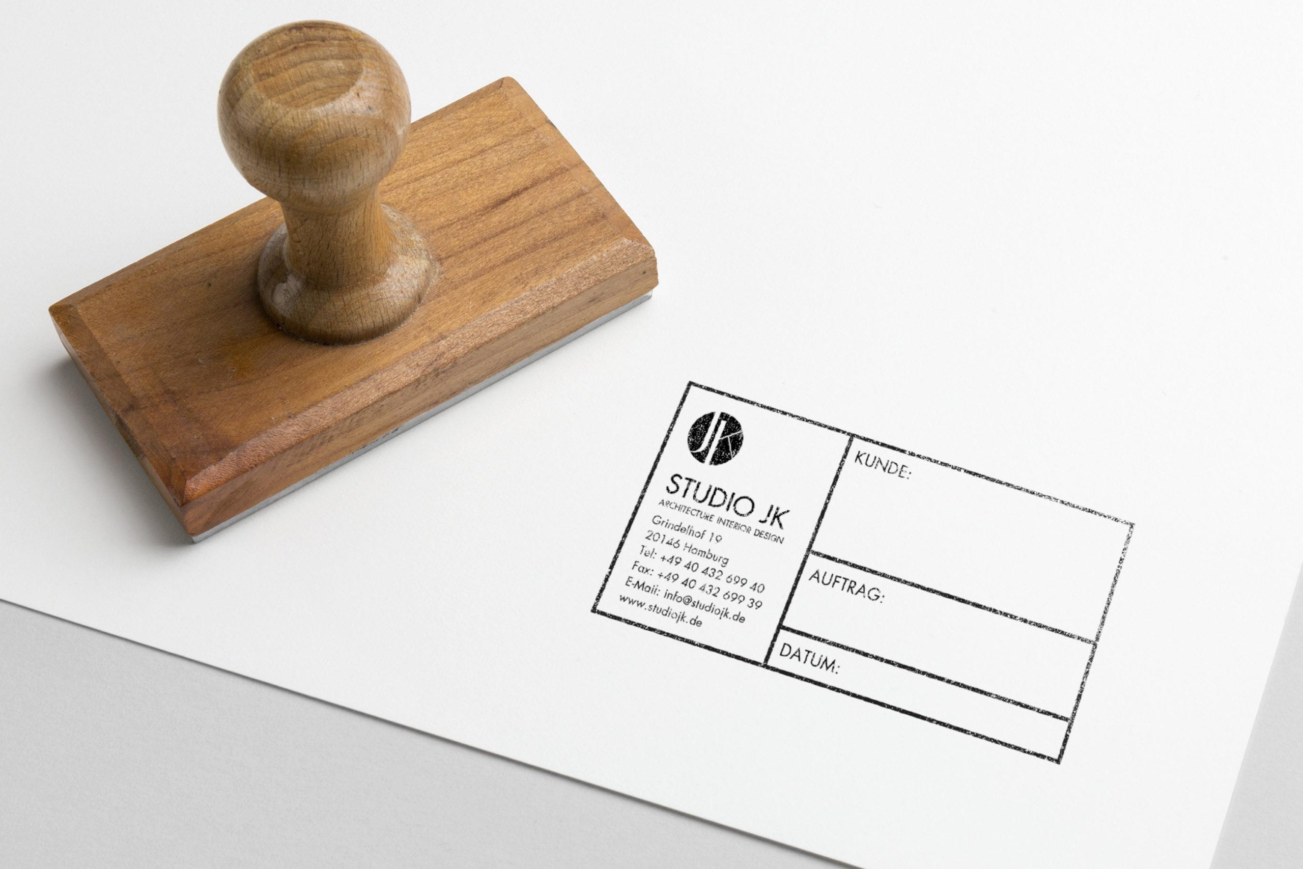 StudioJK | Architecture Interior Design / Stamp