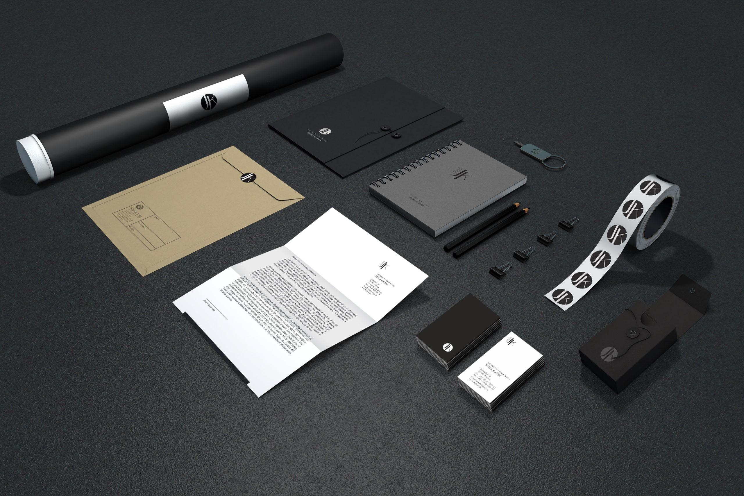 StudioJK | Architecture Interior Design / Stationary