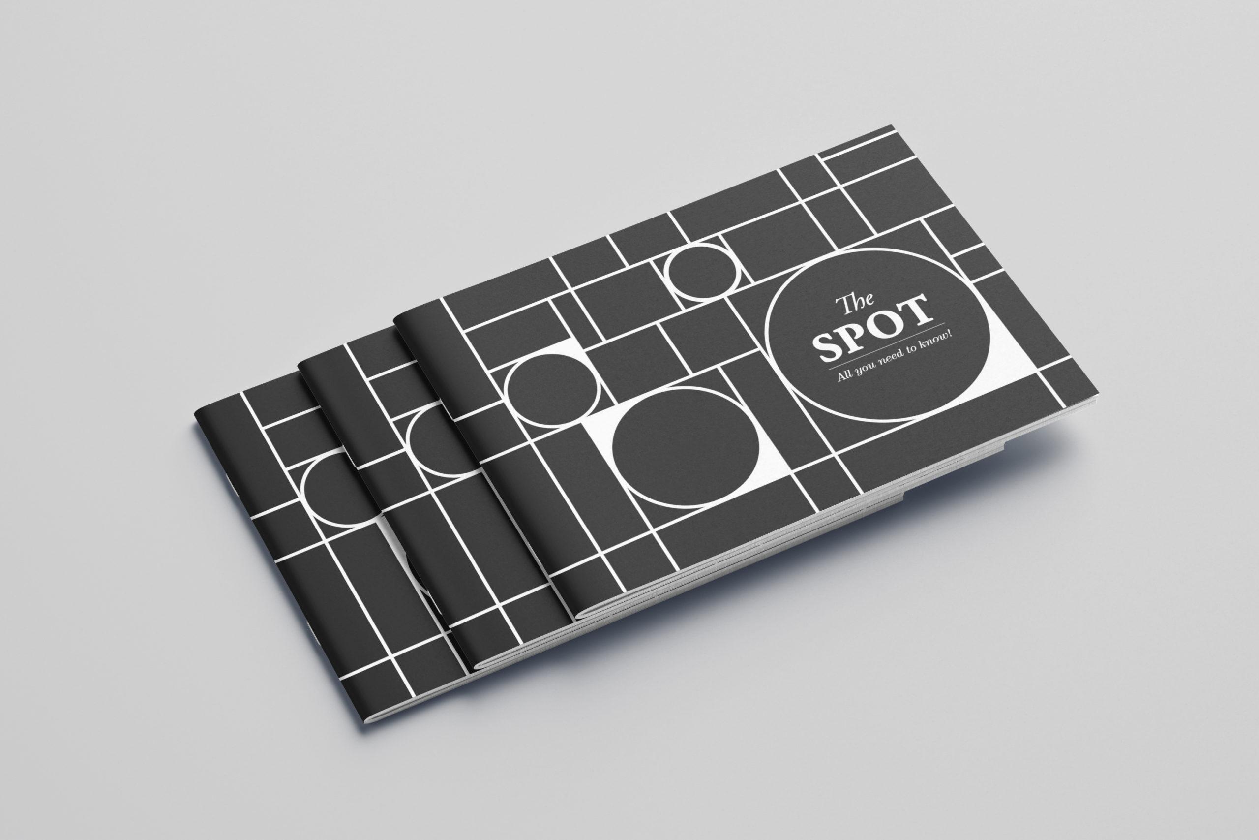 THE SPOT / Serviced Apartments / Broschüre