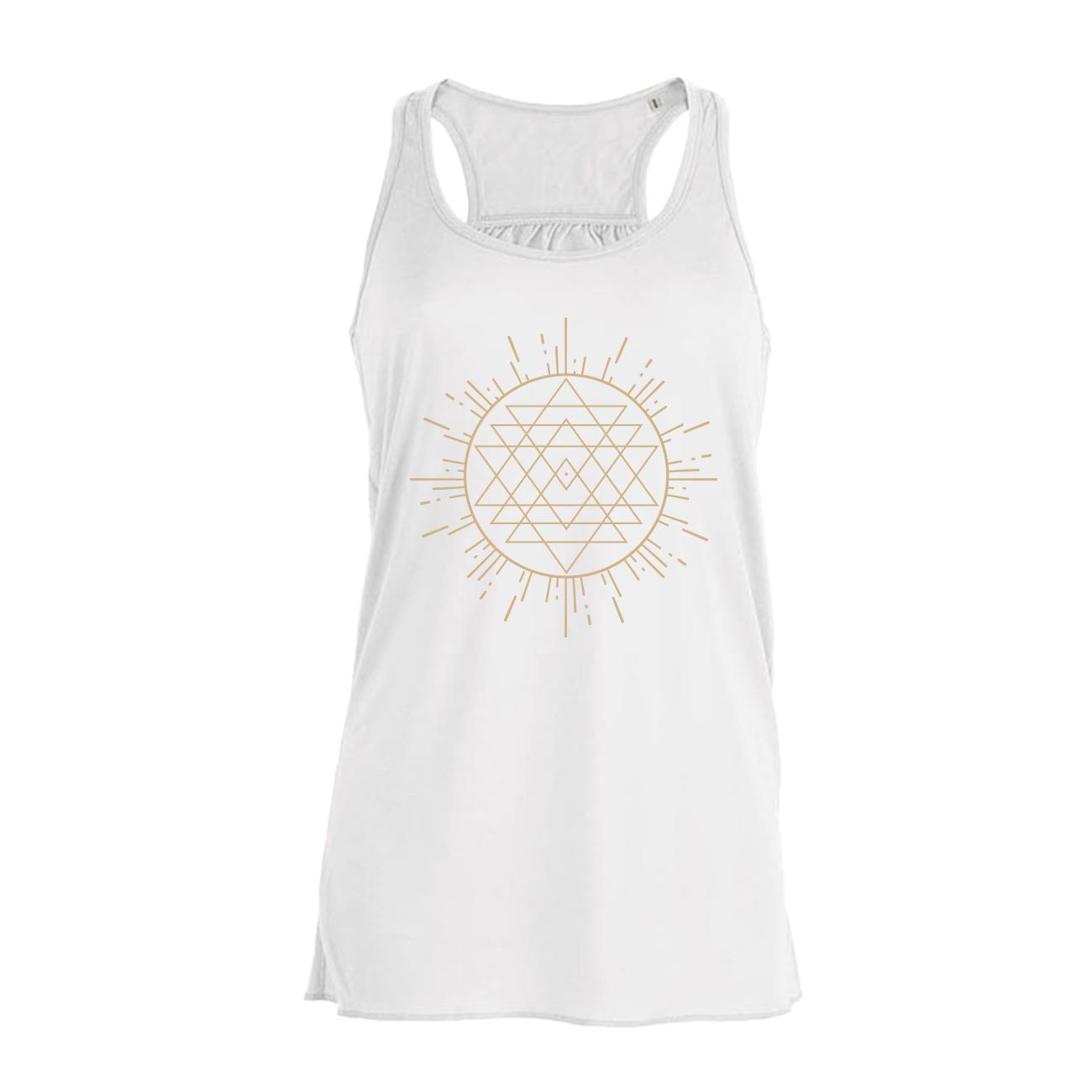 Erdenkind / SHRI LAKSHMI Tank - nachhaltige Yoga Bekleidung