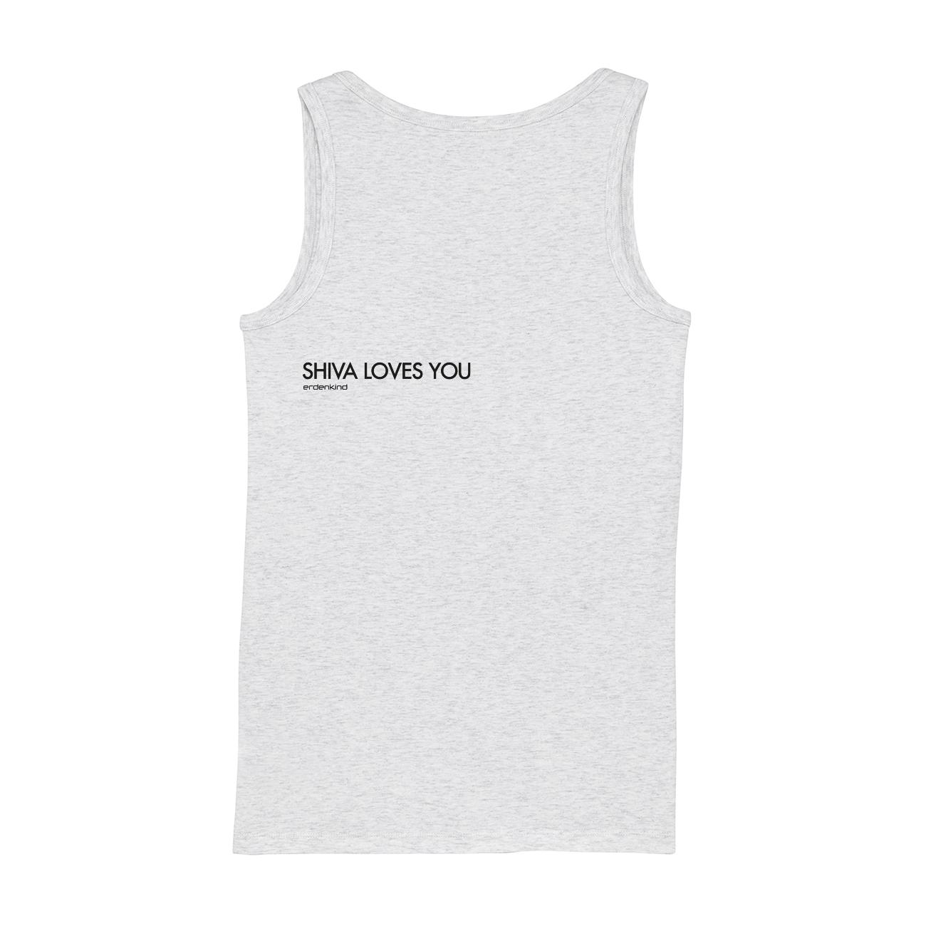 Erdenkind / SHIVA Tank Top - nachhaltige Yoga Bekleidung