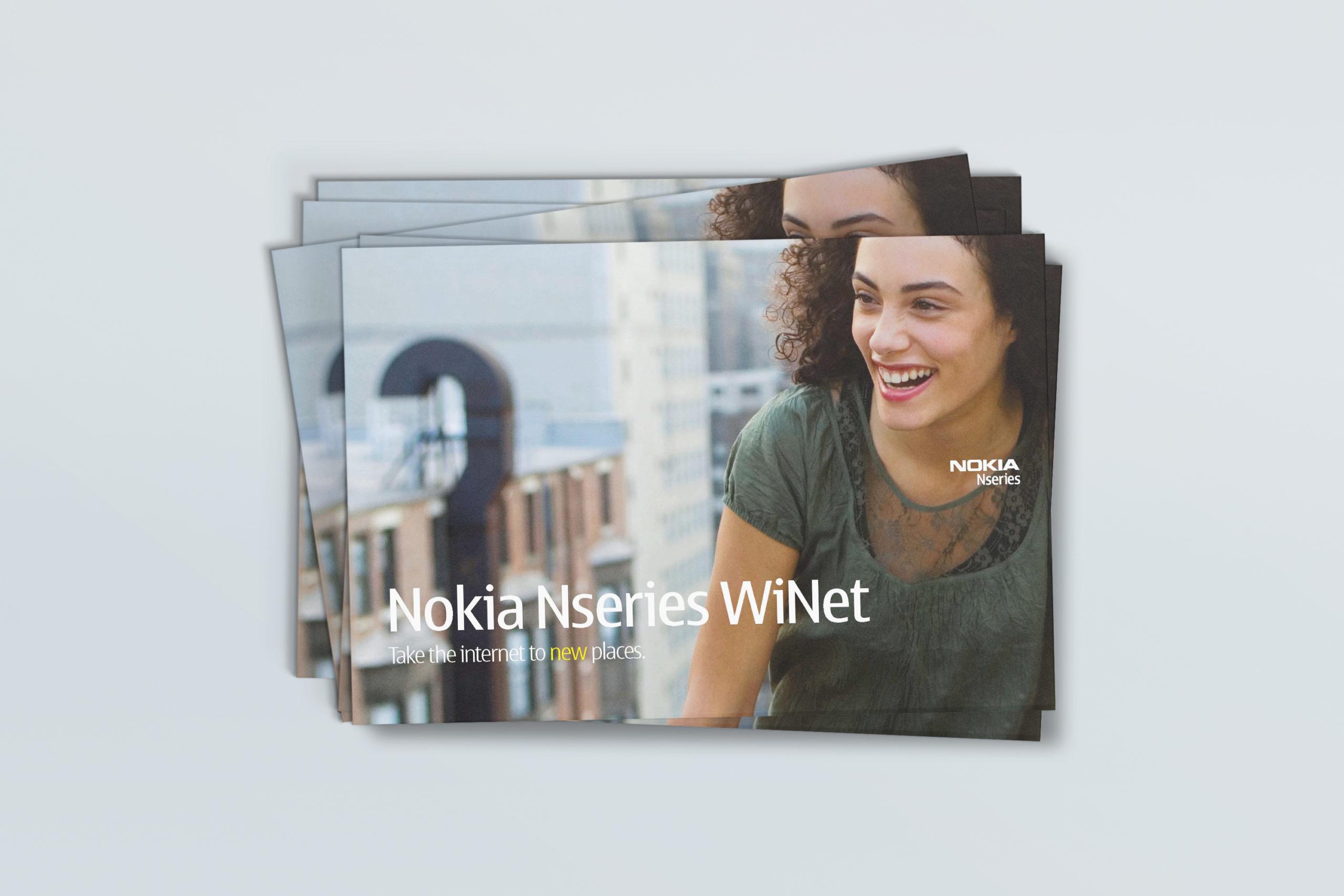Nokia print promotion