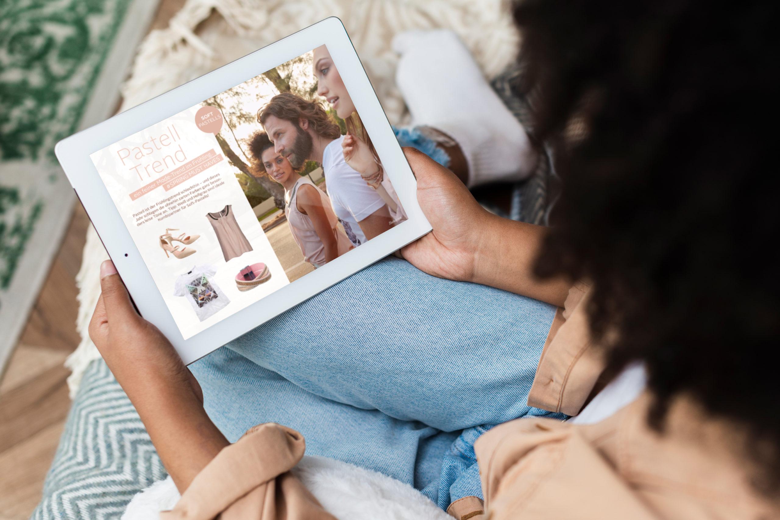 OTTO Style Magazine App