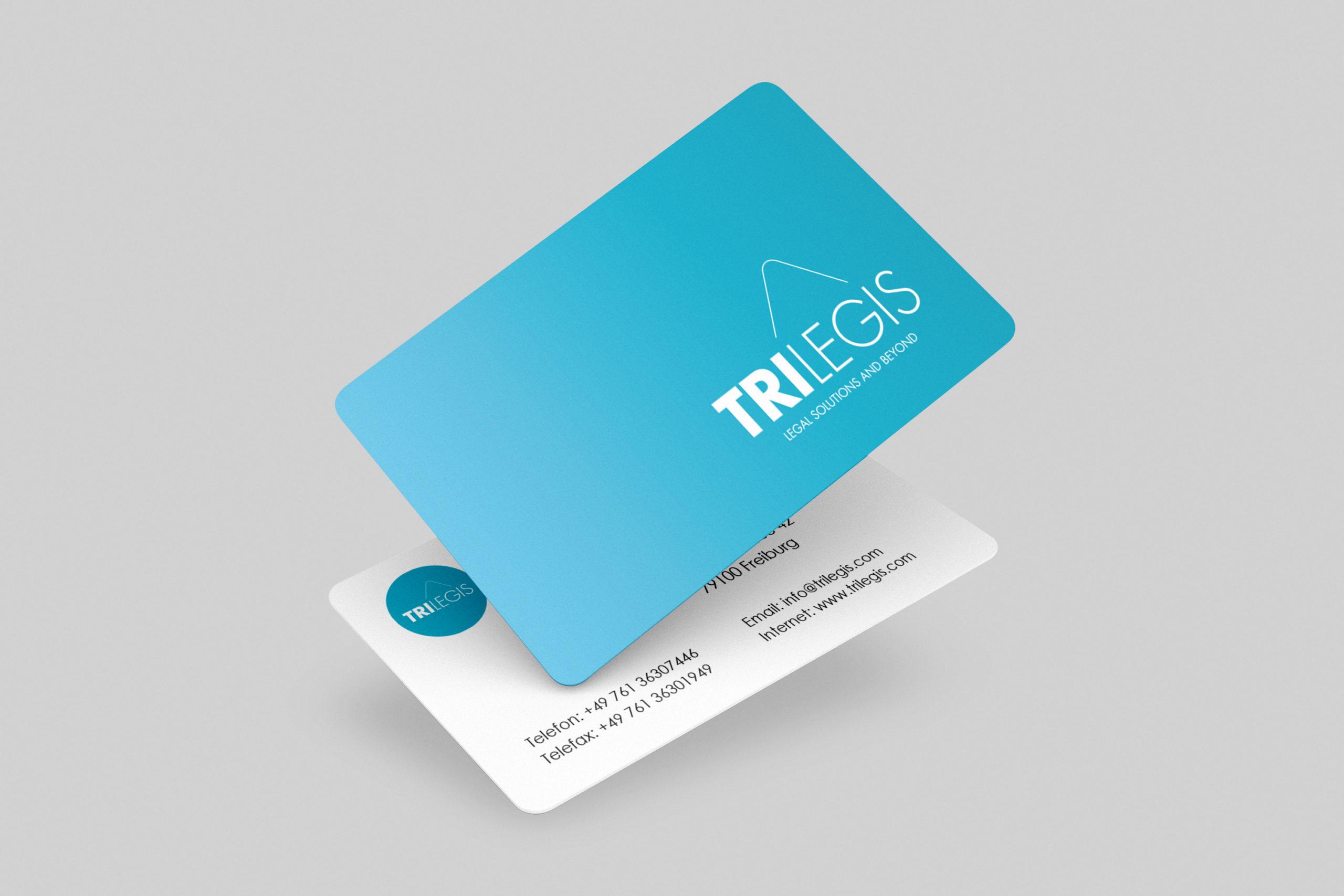 TRILEGIS Rechts- und Strategieberatung / CI/Logo development & branding